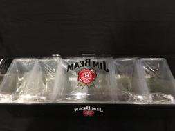 Jim Beam Bar Fruit Tray. Commercial Grade New  6 Compartment