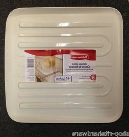 Rubbermaid #1180-PQ-BISQU Bisque Drainer Tray