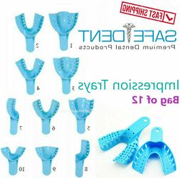 Dental Perforated Plastic Impression Trays Autoclave