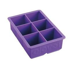 Tovolo KING XL 2 Inch GIant Ice Cube Tray - Purple