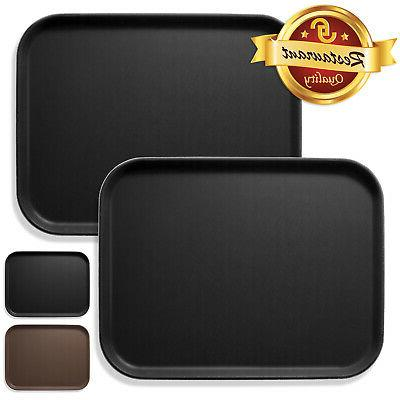 2pc rectangular restaurant serving tray nsf certified