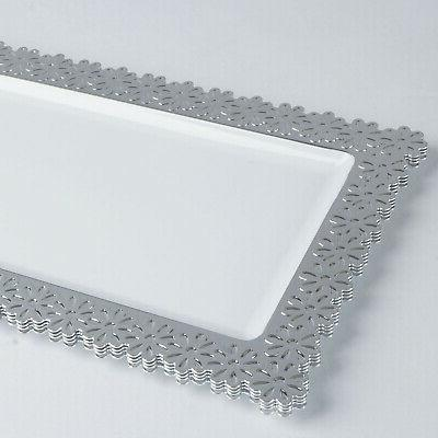 4 SERVING TRAYS Disposable Party Wedding