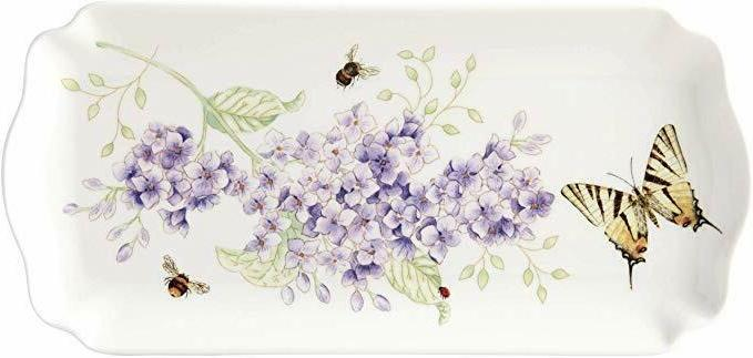 885304 butterfly meadow rectangular tray