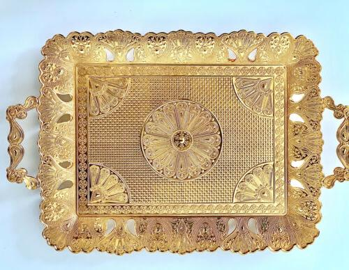 Authentic Turkish Coffee Serving Tray