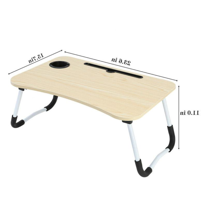 Bed Tray Folding Drawer , Tray T