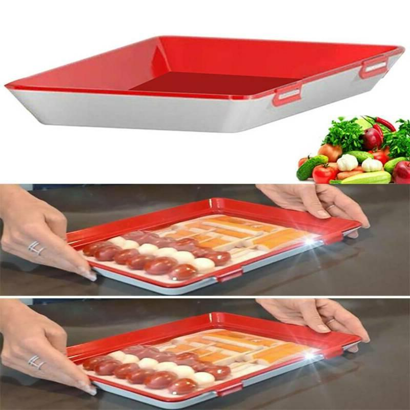 creative food preservation tray healthy kitchen tools