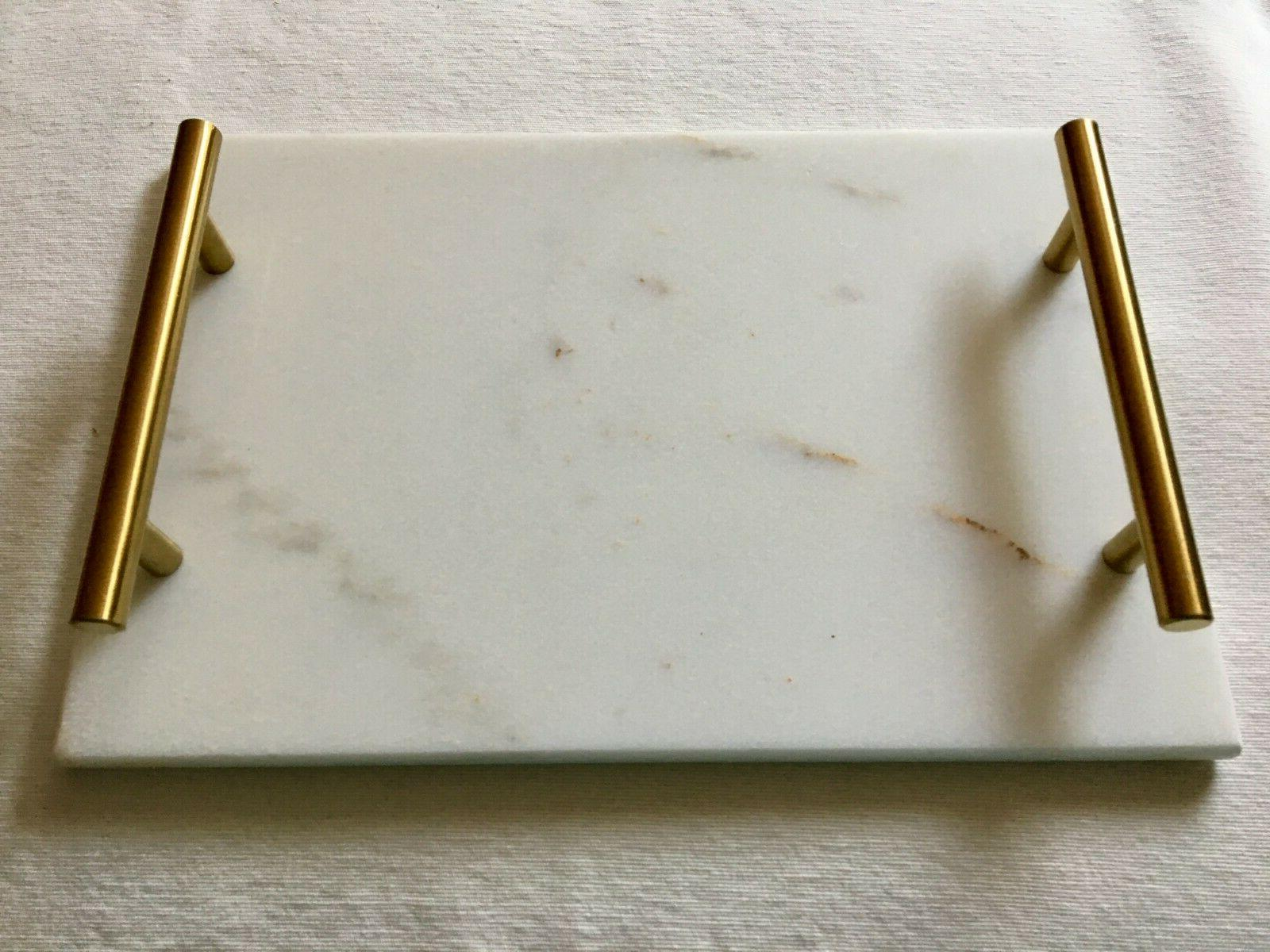 Decorative Marble Brass