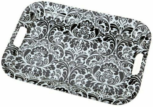 dii melamine tray collection damask cupcakes berry