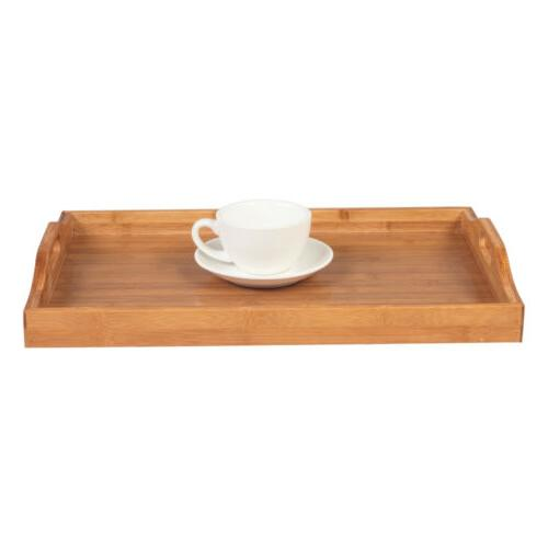 Tray with Handles/Serving Breakfast