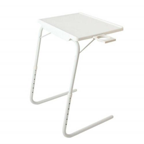Portable Adjustable Table Laptop With Tray
