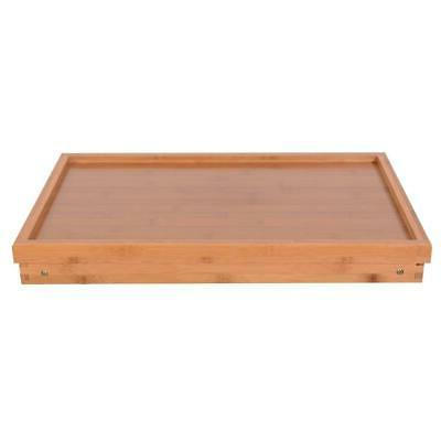 Wood Bed Tray Serving Table Legs Dinner