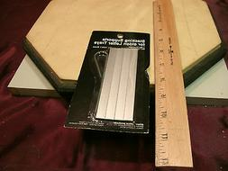 set 4 post Stacking Supports-Eldon Letter Trays #1239-0 Alu