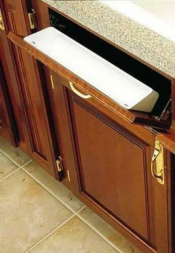"""Rev-A-Shelf 11"""" Standard Tip Out Tray, White RV6581-11WH NEW"""