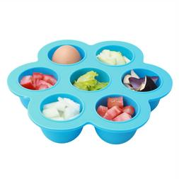 Silicone Baby Food Freezer Storage Trays Safety For Baby Inf